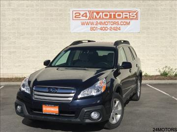 2013 Subaru Outback for sale in Orem, UT
