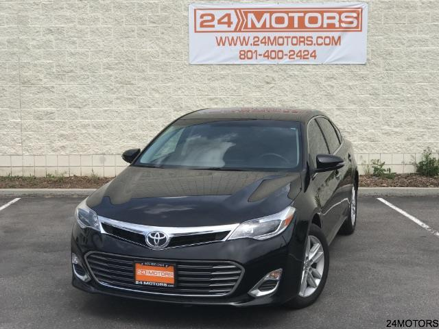 2014 Toyota Avalon for sale at 24 Motors in Orem UT