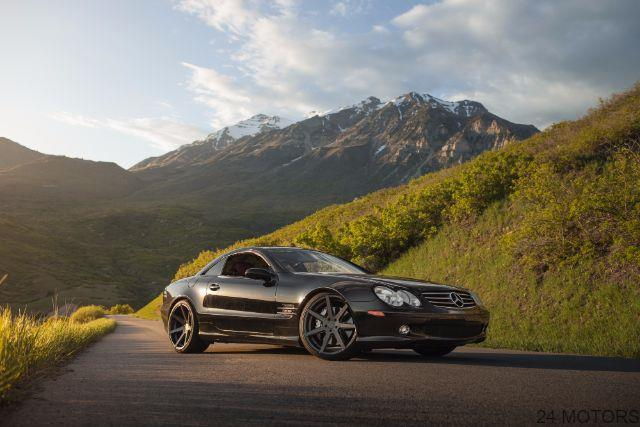 2005 Mercedes-Benz SL-Class for sale at 24 Motors in Orem UT