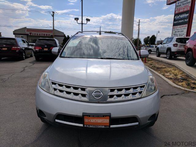 2006 Nissan Murano for sale at 24 Motors in Orem UT