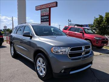 2013 Dodge Durango for sale at 24 Motors in Orem UT