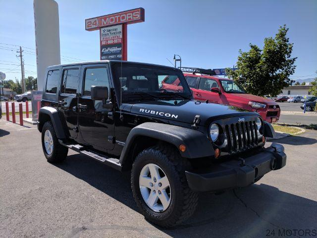 2008 Jeep Wrangler Unlimited for sale at 24 Motors in Orem UT