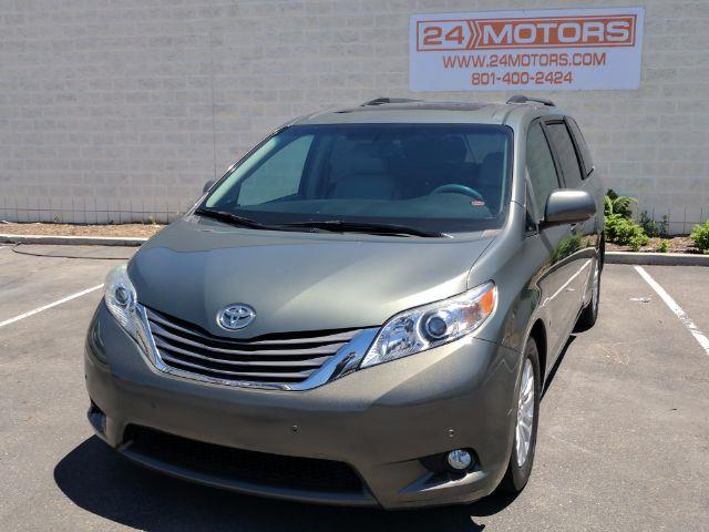 2011 Toyota Sienna for sale at 24 Motors in Orem UT