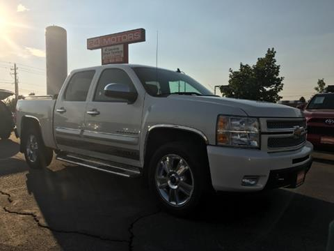 2013 Chevrolet Silverado 1500 for sale at 24 Motors in Orem UT