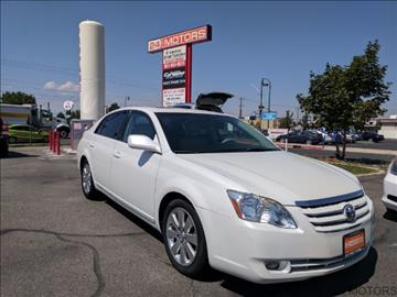 2006 Toyota Avalon for sale at 24 Motors in Orem UT
