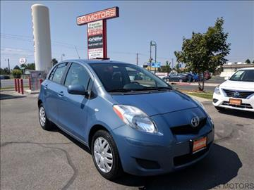 2011 Toyota Yaris for sale at 24 Motors in Orem UT
