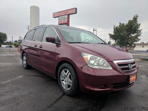 2006 Honda Odyssey for sale at 24 Motors in Orem UT
