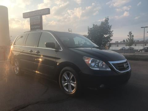 2010 Honda Odyssey for sale at 24 Motors in Orem UT