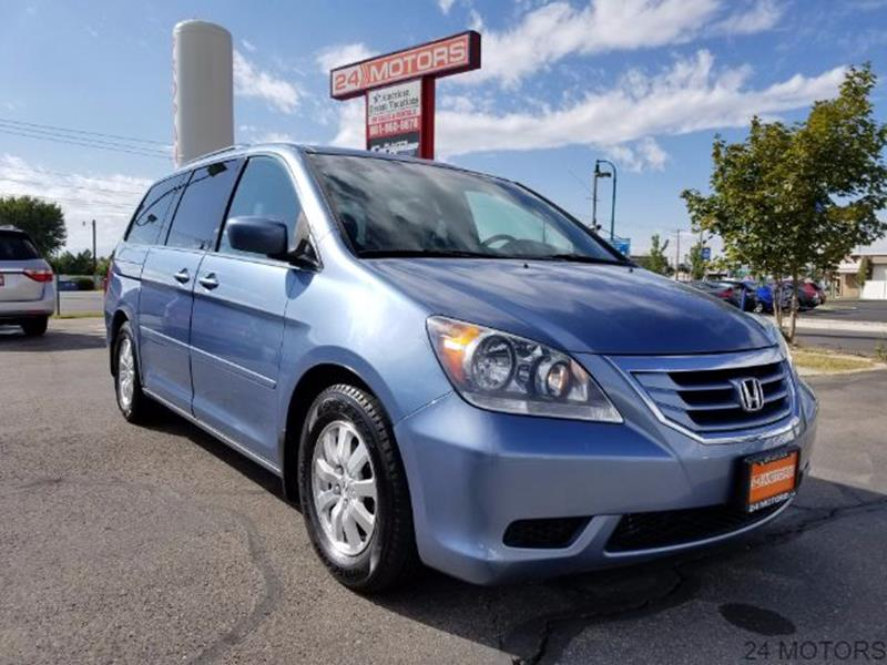2008 Honda Odyssey for sale at 24 Motors in Orem UT
