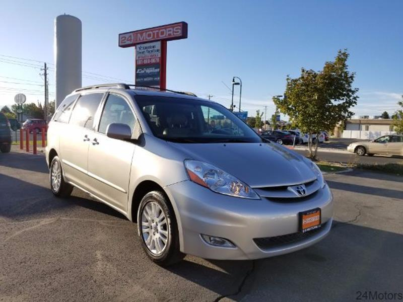 2008 Toyota Sienna for sale at 24 Motors in Orem UT