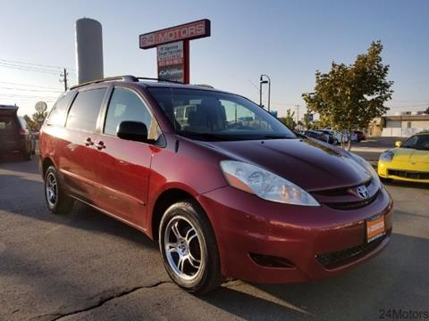 2006 Toyota Sienna for sale at 24 Motors in Orem UT
