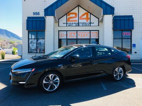 2018 Honda Clarity Plug-In Hybrid for sale in Orem, UT