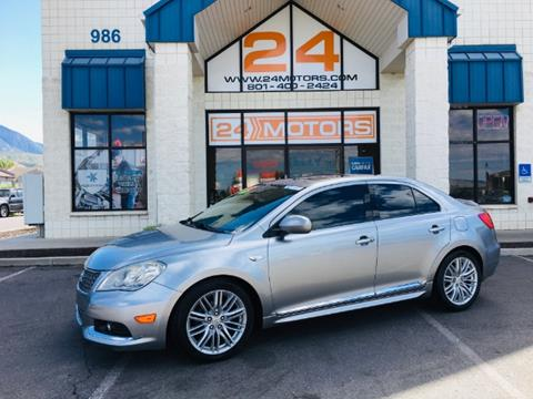 2012 Suzuki Kizashi for sale in Orem, UT