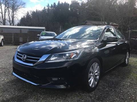 2014 Honda Accord for sale in Portland, OR