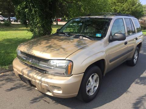 2005 Chevrolet TrailBlazer for sale in Union, NJ
