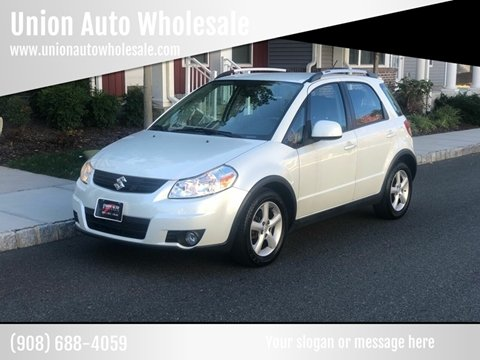 2009 Suzuki SX4 Crossover for sale in Union, NJ