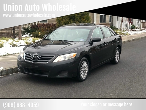 2010 Toyota Camry for sale in Union, NJ