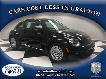 2014 Volkswagen Beetle for sale in Grafton, WV