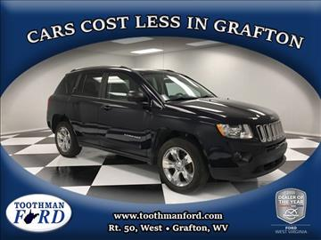 2011 Jeep Compass for sale in Grafton, WV