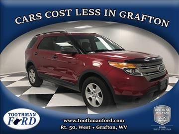 2013 Ford Explorer for sale in Grafton, WV