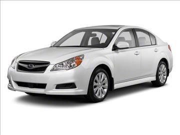 2012 Subaru Legacy for sale in Grafton, WV