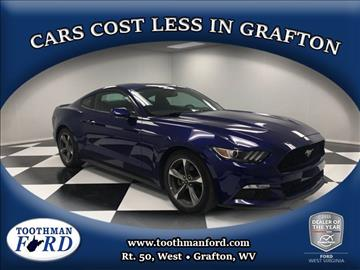 2015 Ford Mustang for sale in Grafton, WV