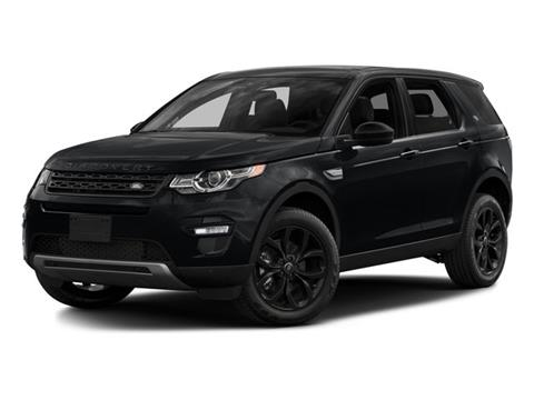 2017 Land Rover Discovery Sport for sale in Grafton, WV