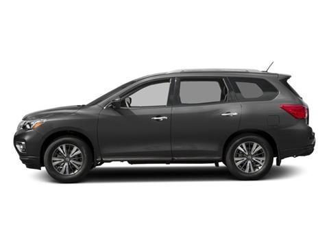 2017 Nissan Pathfinder for sale in Grafton, WV