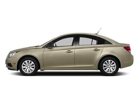 2014 Chevrolet Cruze for sale in Grafton, WV