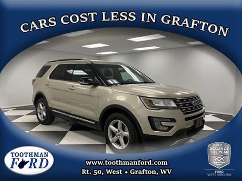 2017 Ford Explorer for sale in Grafton, WV