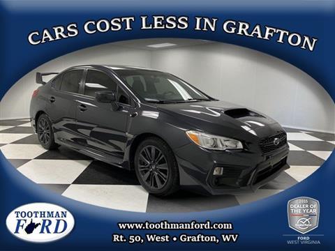 2018 Subaru WRX for sale in Grafton, WV