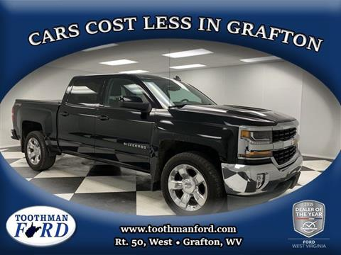 2017 Chevrolet Silverado 1500 for sale in Grafton, WV