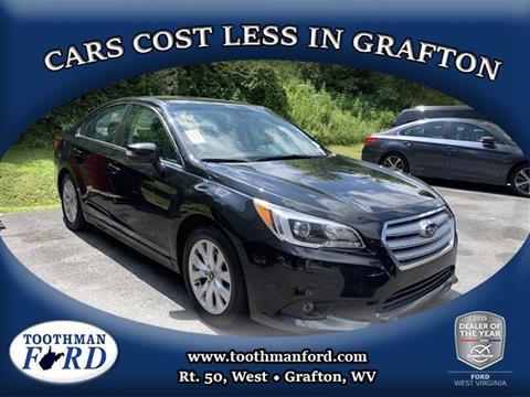 2017 Subaru Legacy for sale in Grafton, WV