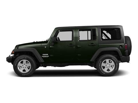 2015 Jeep Wrangler Unlimited for sale in Grafton, WV