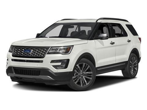 2016 Ford Explorer for sale in Grafton, WV
