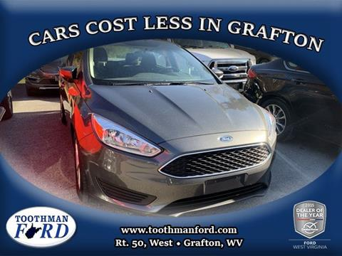 2016 Ford Focus for sale in Grafton, WV