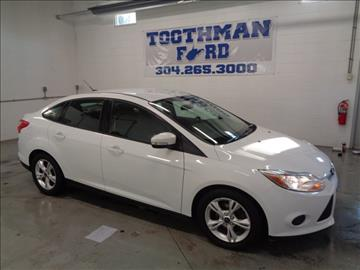 2013 Ford Focus for sale in Grafton, WV