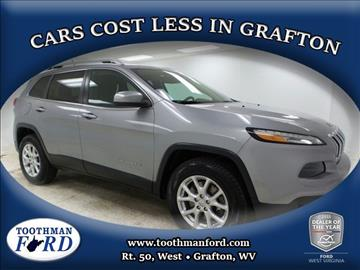 2014 Jeep Cherokee for sale in Grafton, WV