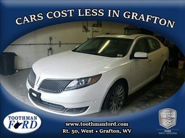 2013 Lincoln MKS for sale in Grafton, WV