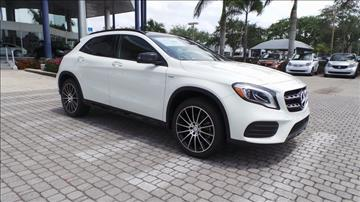 2018 Mercedes-Benz GLA for sale in Naples, FL