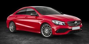 2018 Mercedes-Benz CLA for sale in Naples, FL