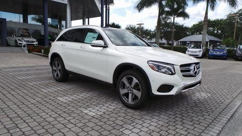 2018 Mercedes-Benz GLC for sale in Naples, FL