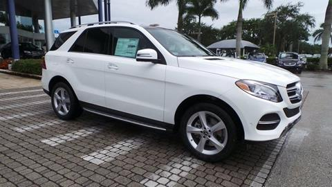 2018 Mercedes-Benz GLE for sale in Naples, FL