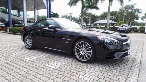 2018 Mercedes-Benz SL-Class for sale in Naples, FL