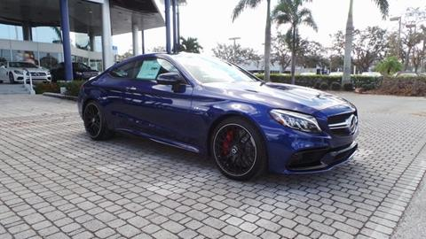 Coupe for sale in naples fl for Mercedes benz of naples fl