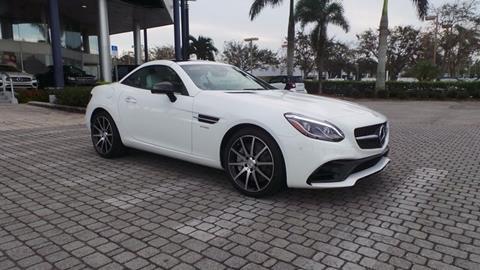 2018 Mercedes-Benz SLC for sale in Naples, FL