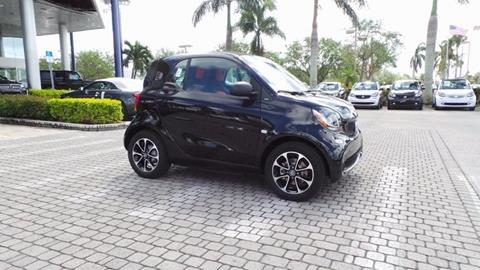 2017 Smart fortwo electric drive for sale in Naples, FL