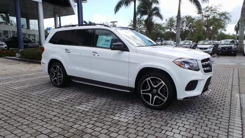 2018 Mercedes-Benz GLS for sale in Naples, FL
