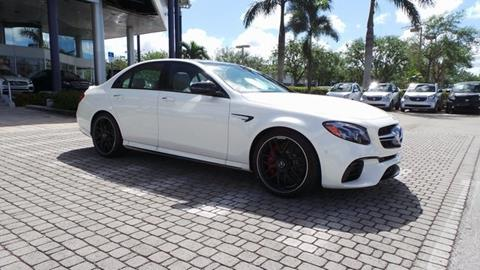 2018 Mercedes-Benz E-Class for sale in Naples, FL