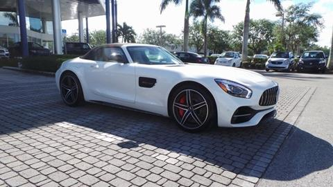 2018 Mercedes-Benz AMG GT for sale in Naples, FL